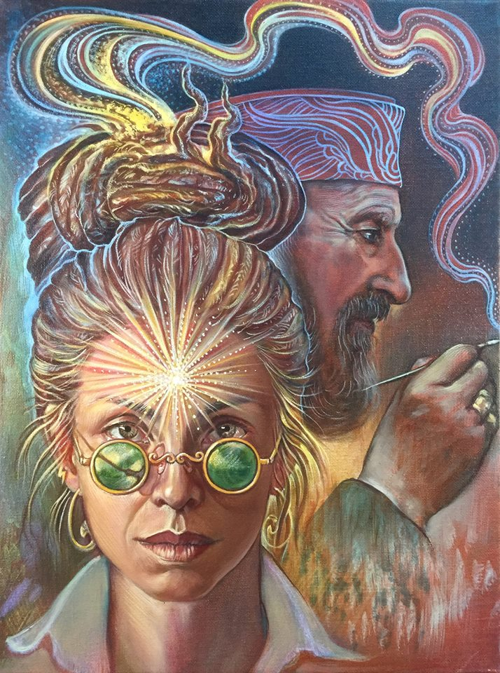 www.amandasage.com    Amanda Sage - Malerin   Ein 12 Stundengespräch mit Amanda Sage war 2002 ausschlag-gebend für die Entscheidung die NUU-Idee überhaupt zu beginnen.   Sie lebt und arbeitet zur Zeit in Los Angeles, stellt weltweit aus, unterrichtet und geht international sehr erfolgreich Ihre Wege