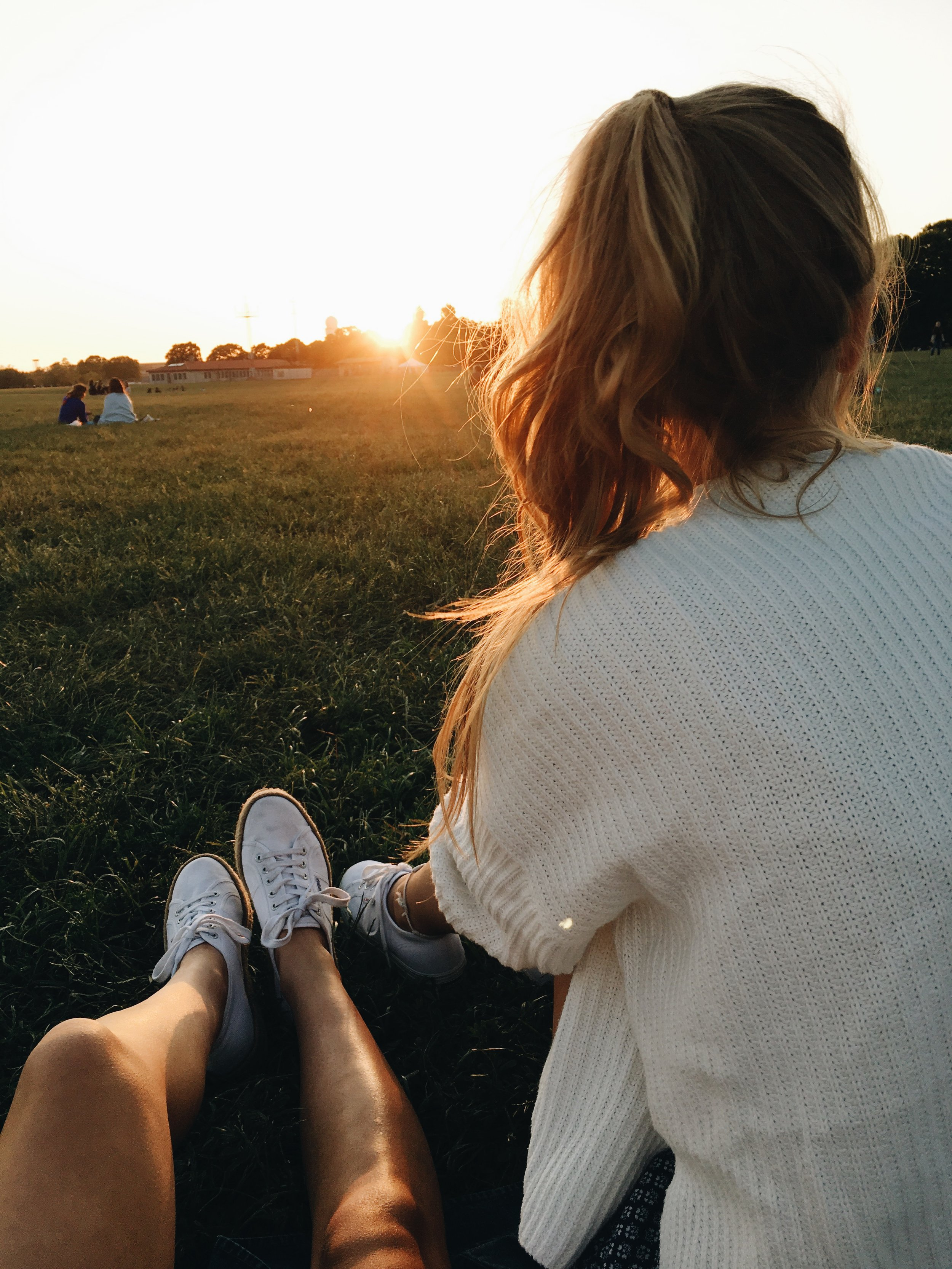 Tempelhof - go there for sunset and make sure to bring a frisbee and some german beer