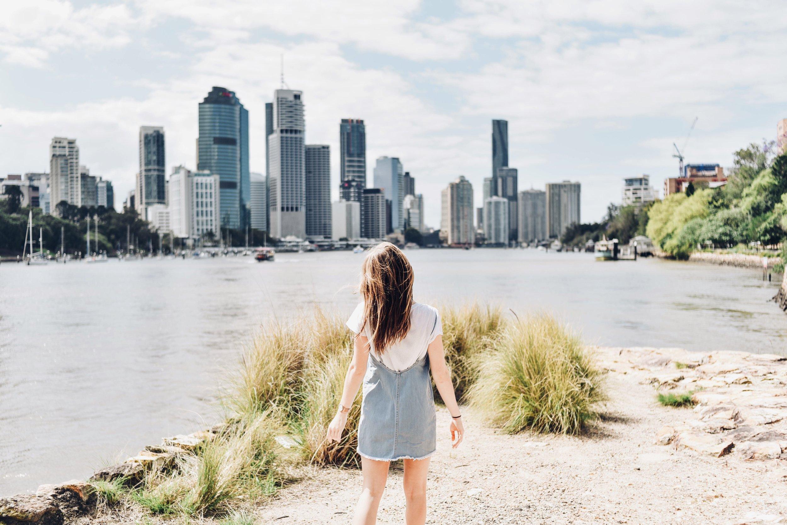 Brisbane City Guide by gretacaptures