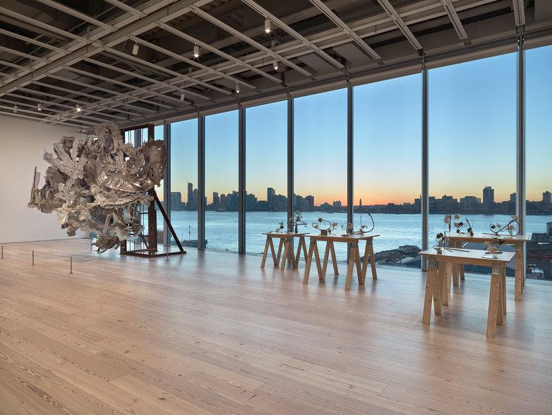 Installation View of Frank Stella A Retrospective.jpg