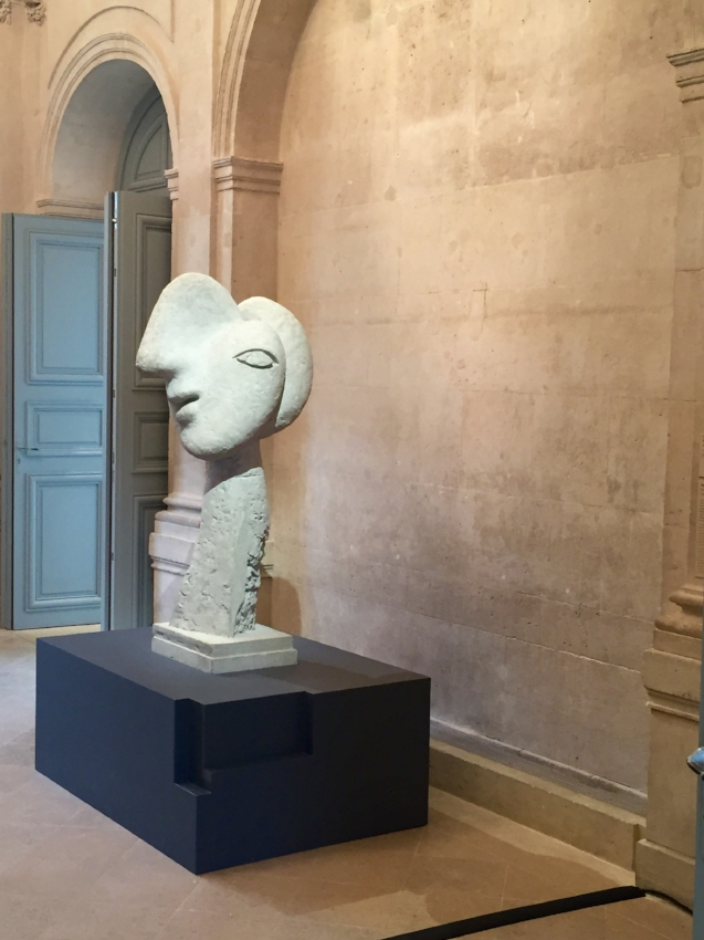 Exhibition view, 'Picasso. Sculptures', Picasso Museum