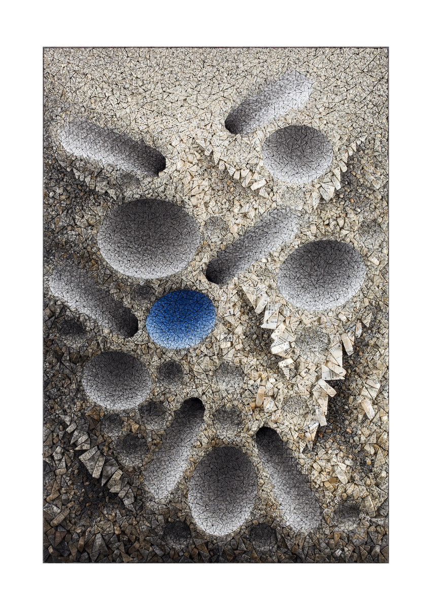 Kalman, Chung Kwan Young 'Aggregation 15'