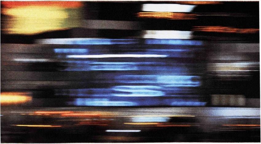 Grethe Sorensen Times Square in a Rush 7 (2011), Maria Wettergren Gallery, PAD