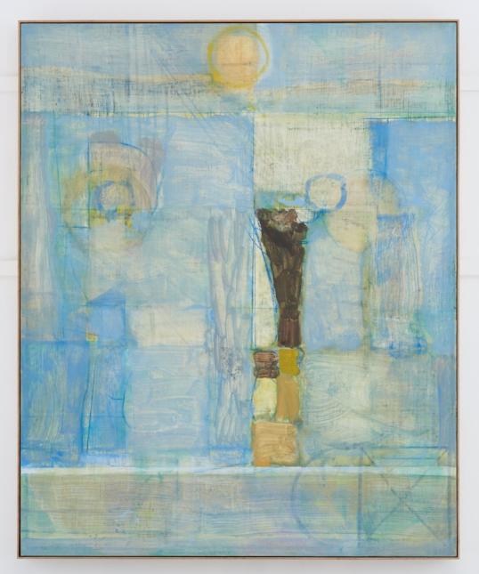 Matthew Burrows, Wall 2017. Courtesy: The artist & Vigo Gallery