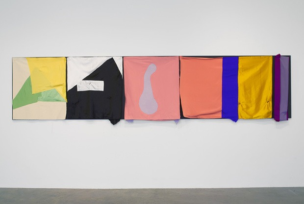 Richard Tuttle, The Critical Edge III (2015). Courtesy Pace Gallery, New York