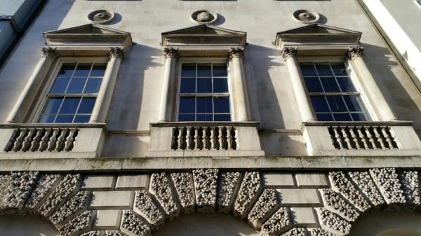 Ely House on Dover Street, Image Courtesy of  Charles Saumarez Smith
