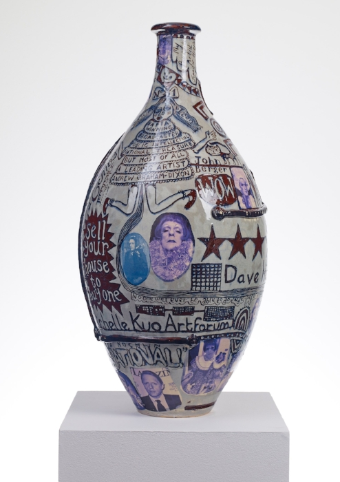 Grayson Perry, Brexit in a pot... Puff Piece (2016) Photograph Stephen White © Grayson Perry