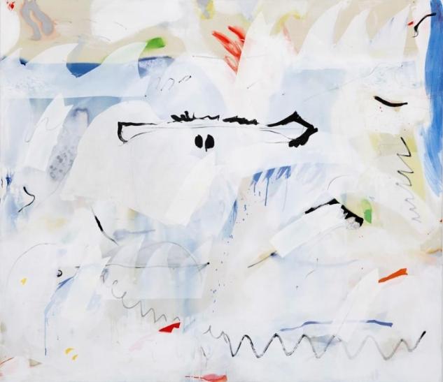 Sarah Woodburn, 'Carbon Tear' (2017). Courtesy Nunnery gallery, copyright of the artist