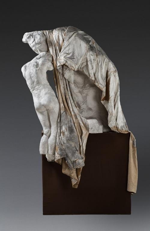 A. RODIN , L'Absolution. Musée Rodin © Agence photographique du musée Rodin – Pauline Hisbacq.