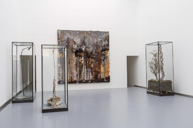 View of the exhibition Kiefer Rodin. Courtesy Musée Rodin.