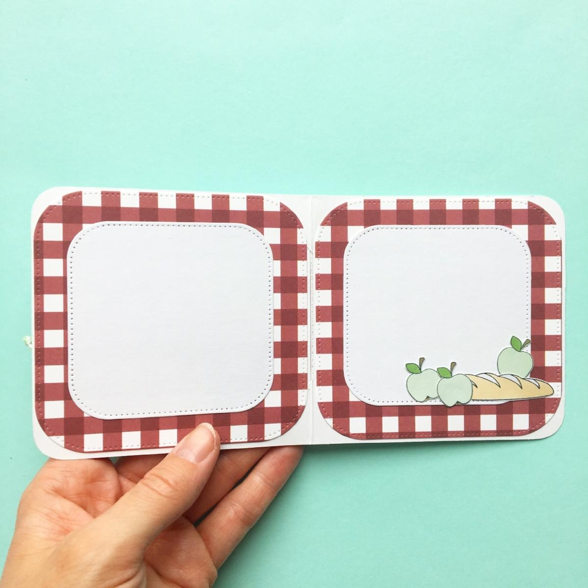 Kort 3 (åben) Når kortet åbnes.