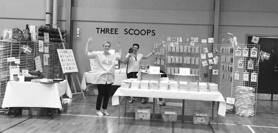 Oktober 2016 - Scrapbooking Convention Middelfart