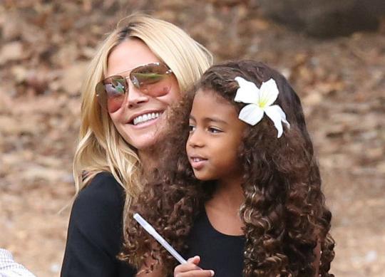 heidi klum daughter hair.jpg