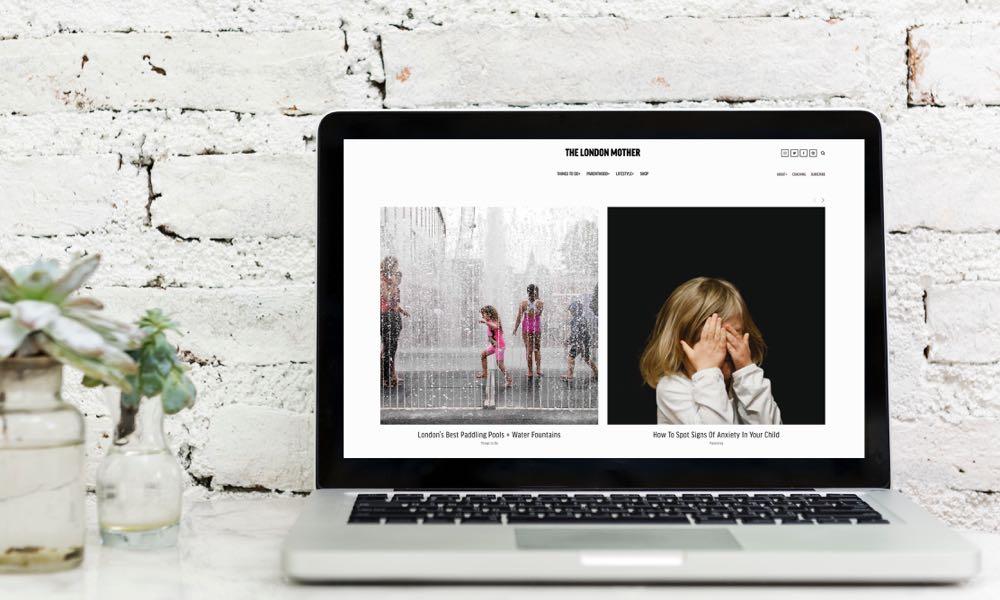 The London Mother website.jpg