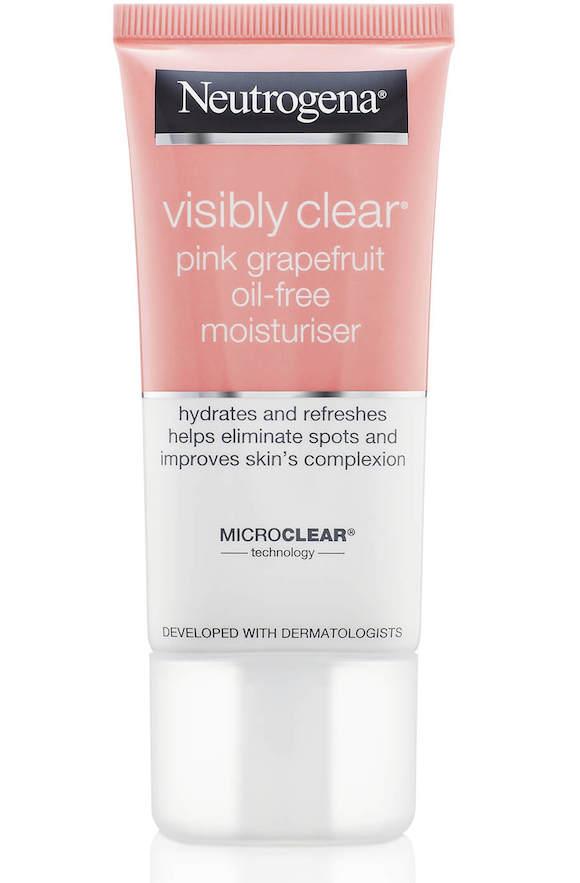 Neutrogena Visibly Clear Pink Grapefruit Oil-Free Moisturiser .jpg