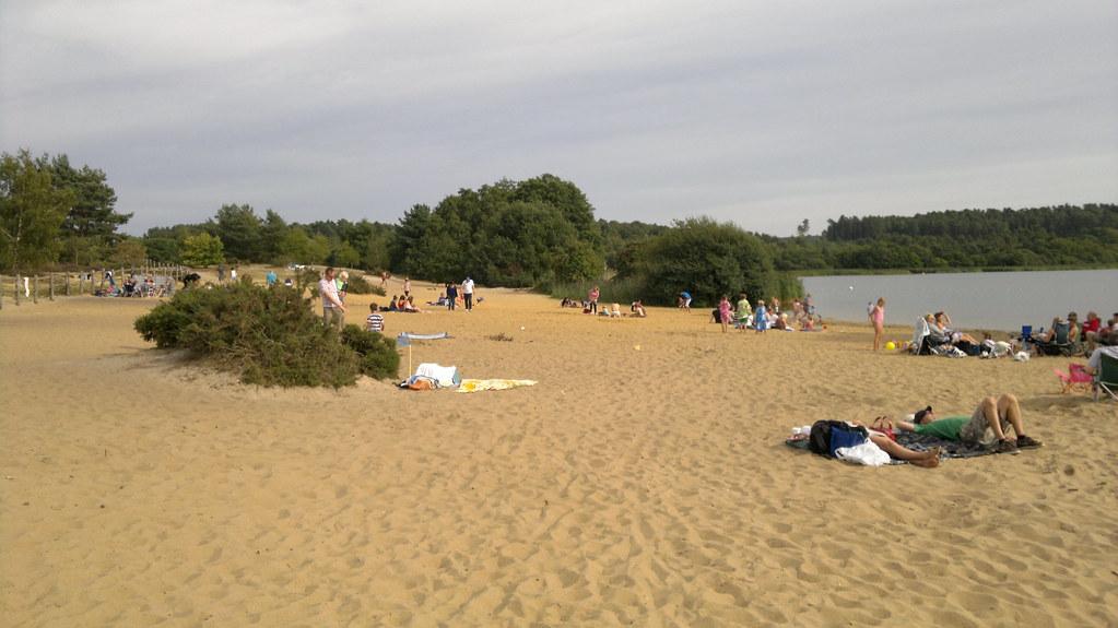 Frensham Beach, Surrey.jpg