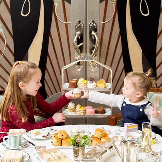 claridges afternoon tea for children.jpg
