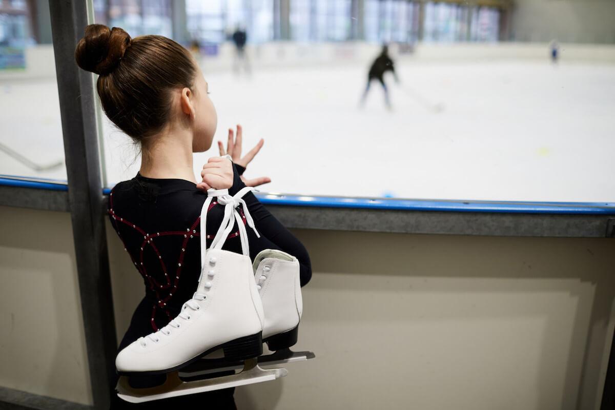 best kids ice skating London