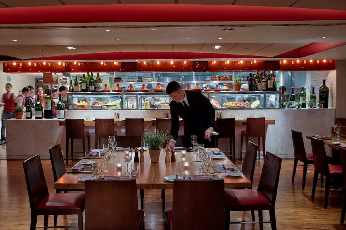 Family Friendly Restaurant Bar+Boulud+at+Mandarin+Oriental+Hyde+Park
