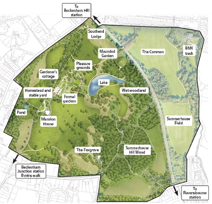 beckenham place park map.jpg