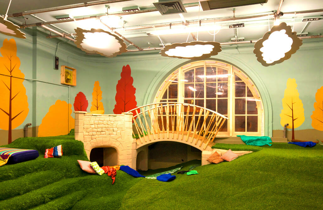 baby things to do London Battersea Arts Centre The-Bees-Knees-Indoor-Playground.jpg