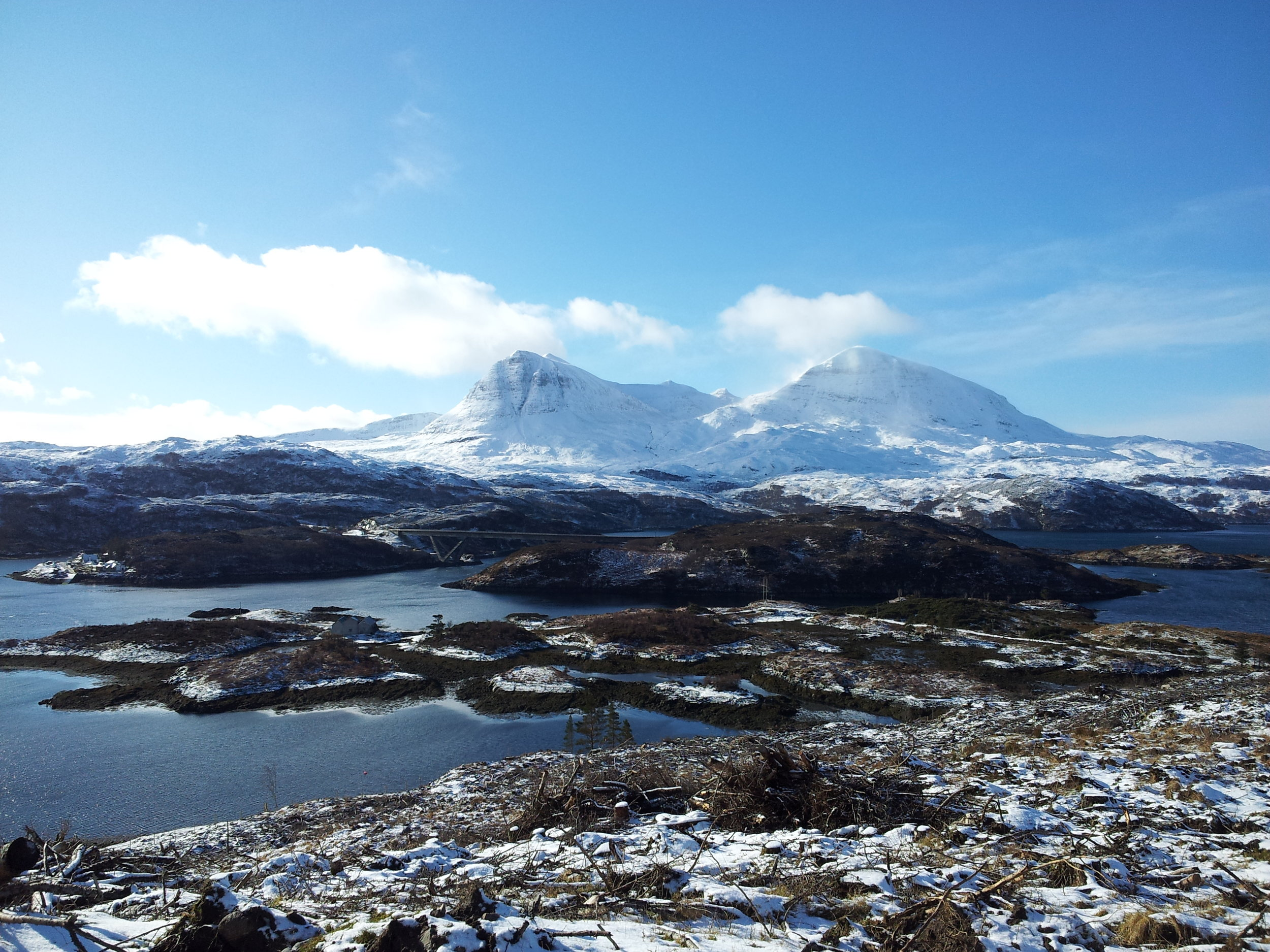 Quinag and Kylesku