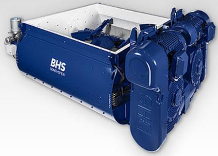 BHS mixer