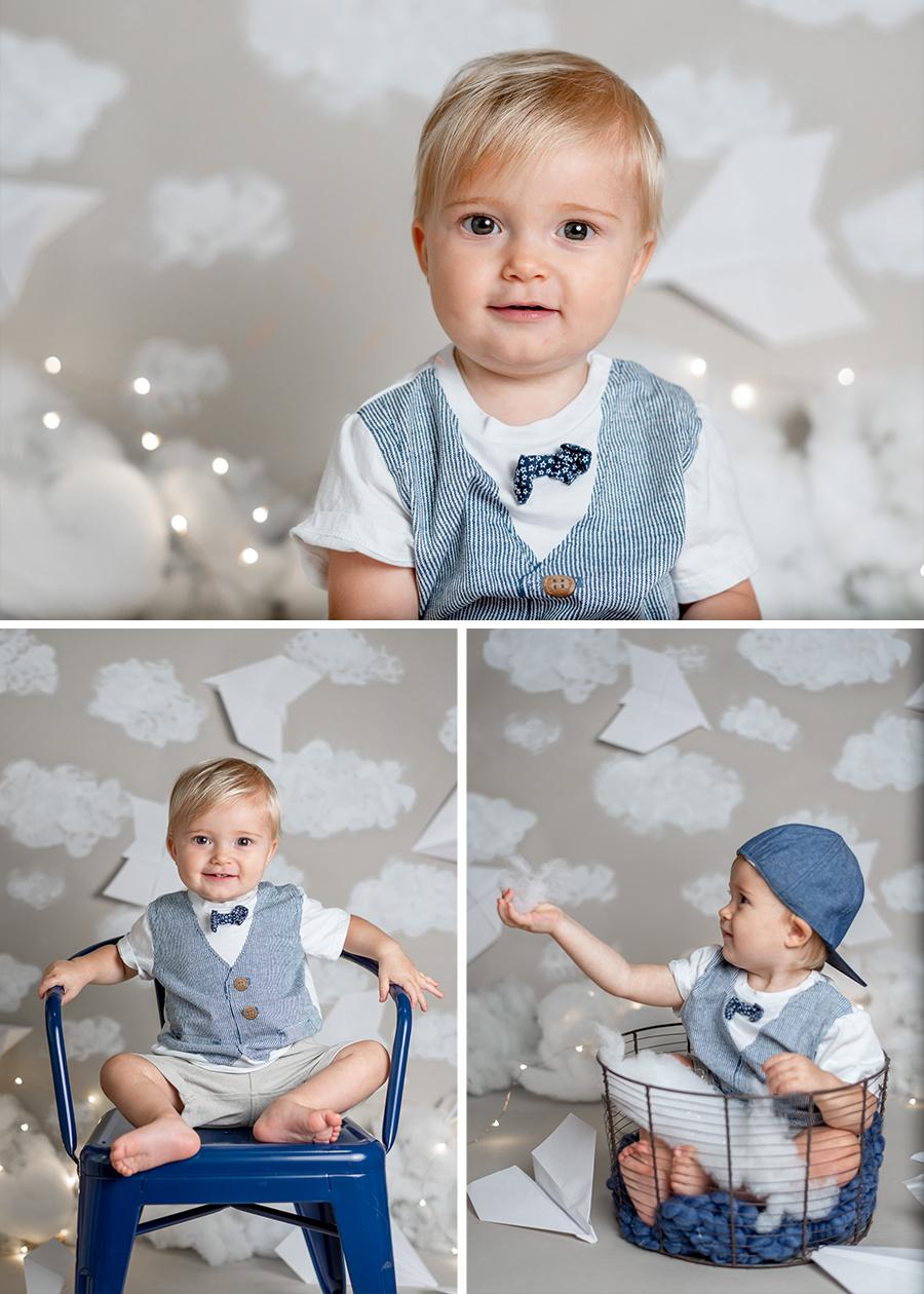 1st birthday photoshoot