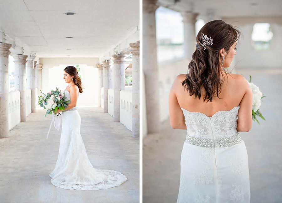 corpus chrisit wedding bridals