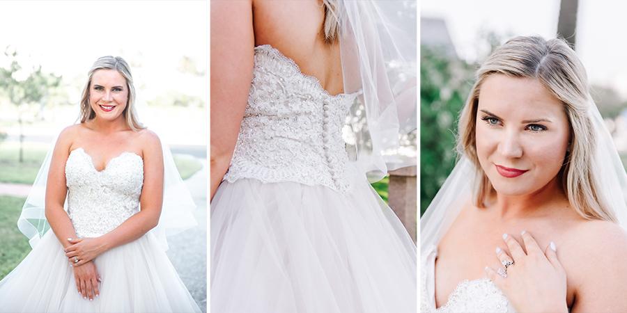 bridal session details