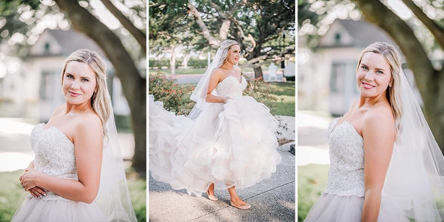 Corpus Christi, TX bridals