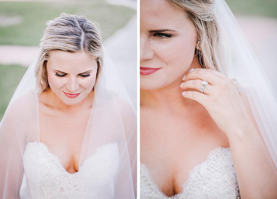 Corpus Christi, TX bridal details