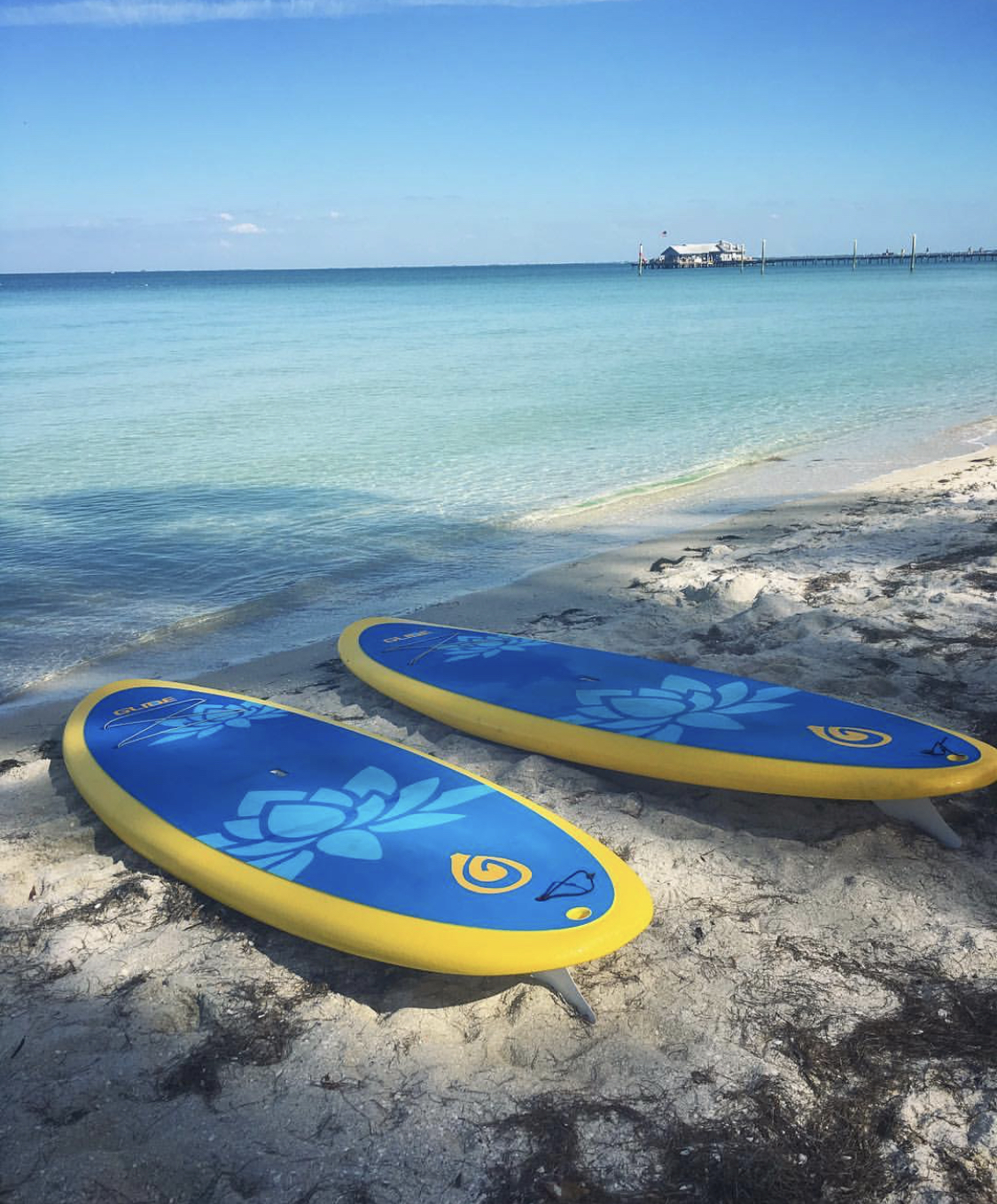 Paddleboard Rentals on Anna Maria Island