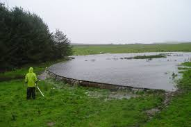 """""""Johad"""" a Natural Catchment Measure to hold water"""