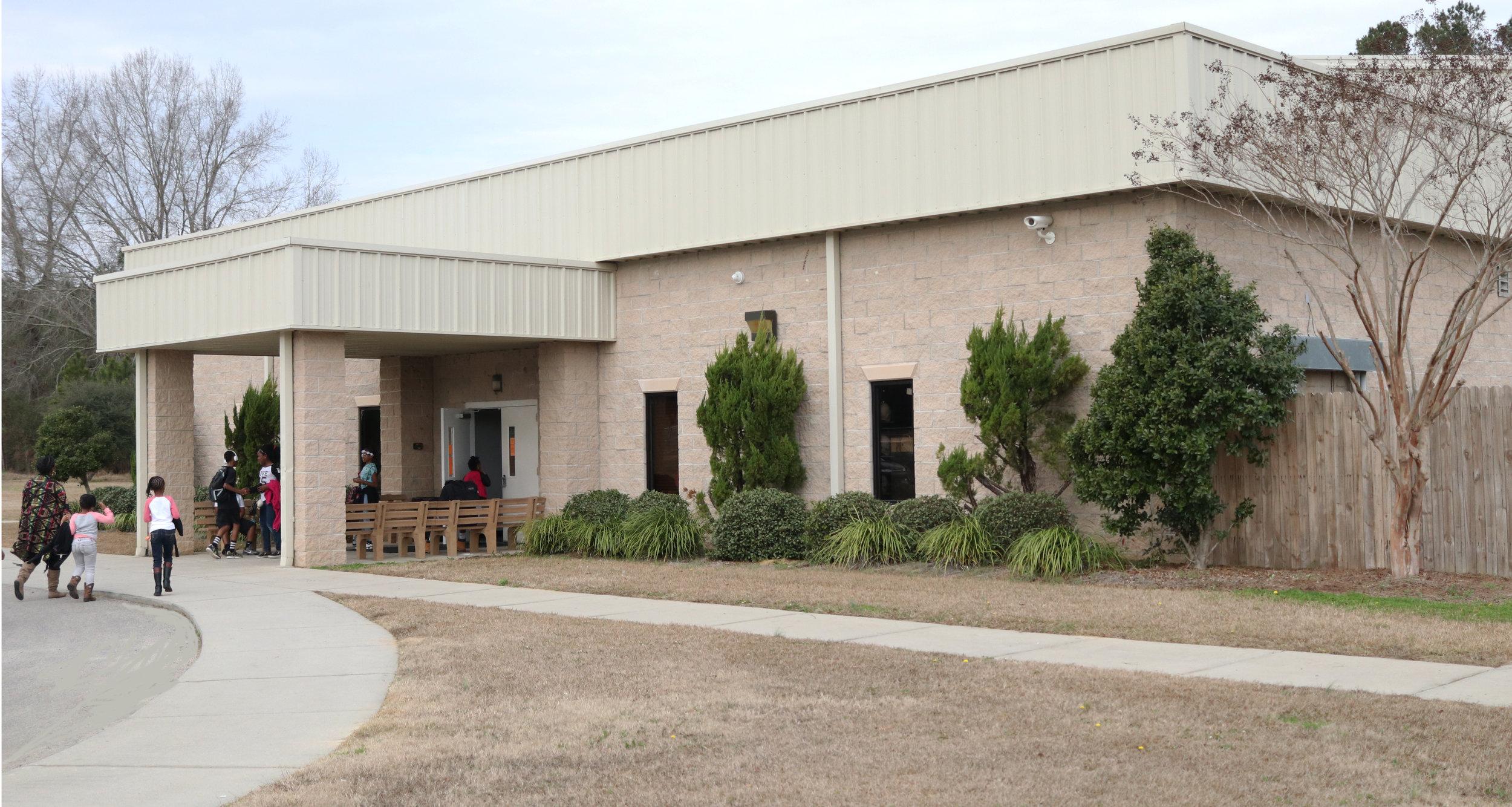 Whiteville Recreation Center 255 Rec Center Drive, Whiteville, NC 28472