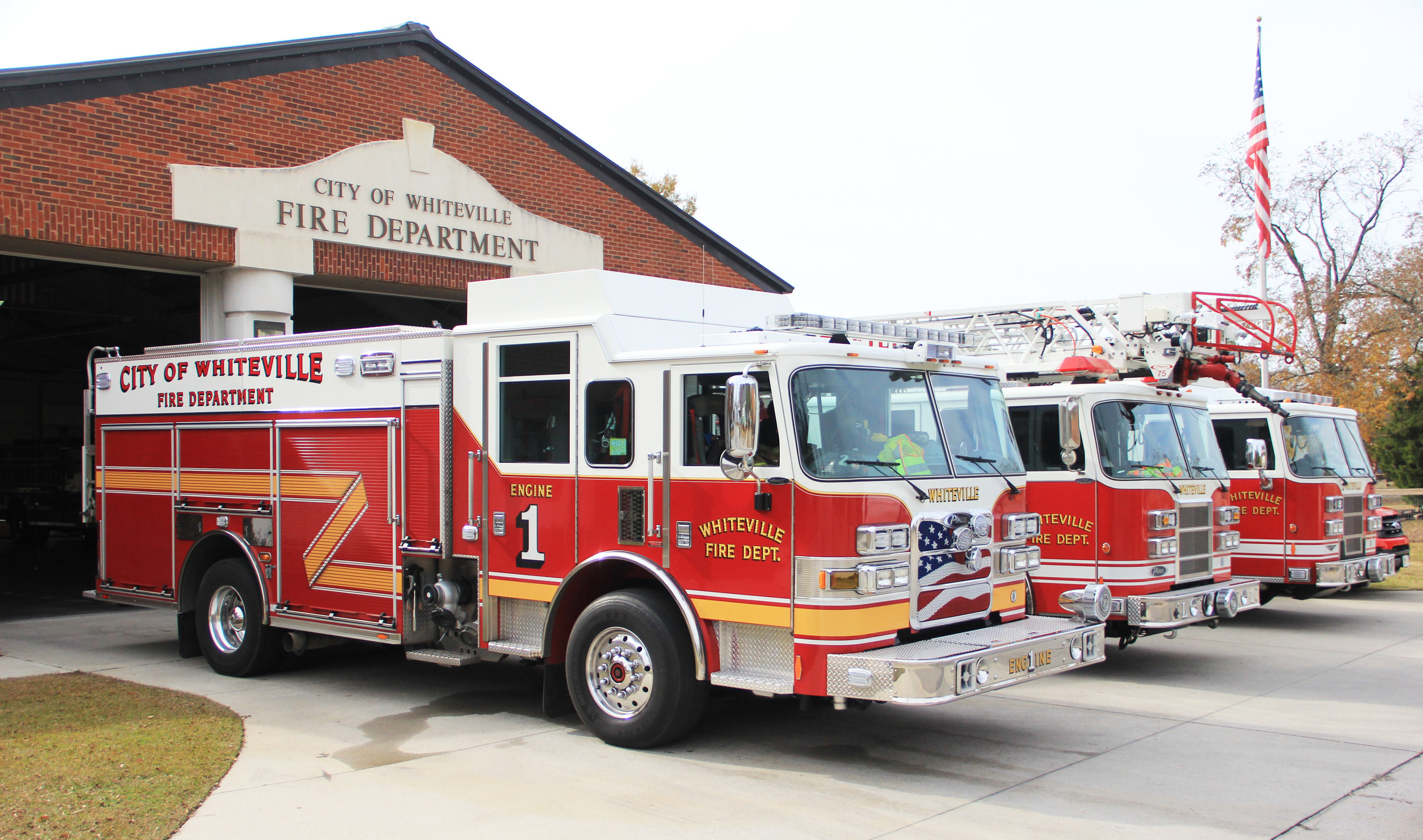 City of Whiteville Fire Department