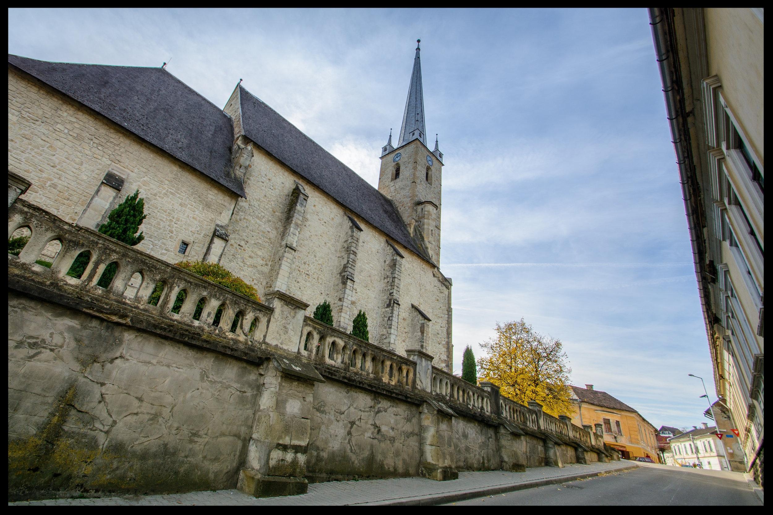 Whiteville's Sister City: Dej, Romania