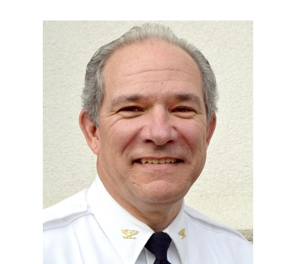 Whiteville Police Chief Jeff Rosier