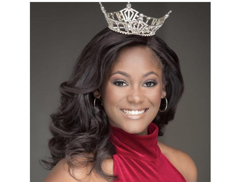 Whiteville native Maya Campbell has her eyes set on becoming the next Miss North Carolina.