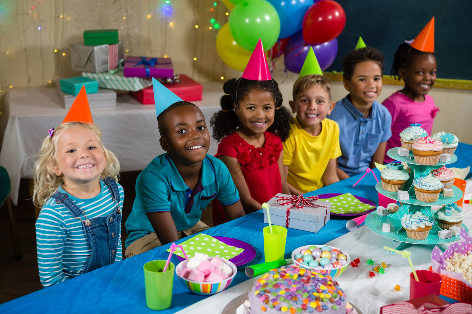 Birthdays And Other Parties