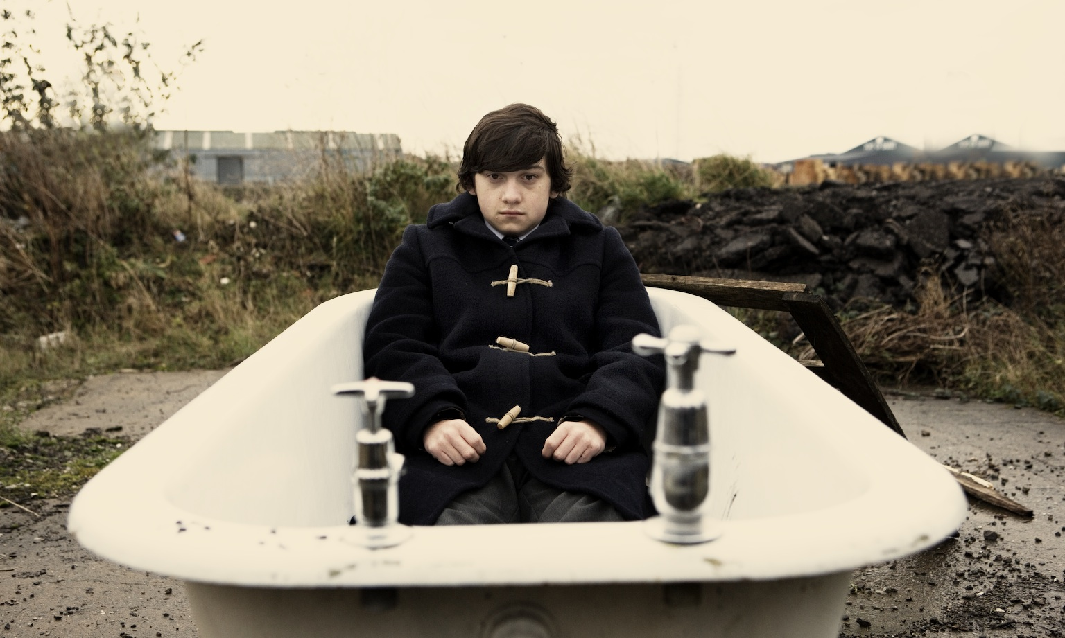 REVIEW: 'SUBMARINE' IS A SMART AND SHARP COMING-OF-AGE COMEDY AND A PROMISING DEBUT   READ IT HERE .