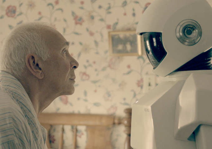 SUNDANCE REVIEW: Disappointing 'Robot And Frank' Is High Concept Sci-Fi That's Low On Ideas   READ IT HERE .
