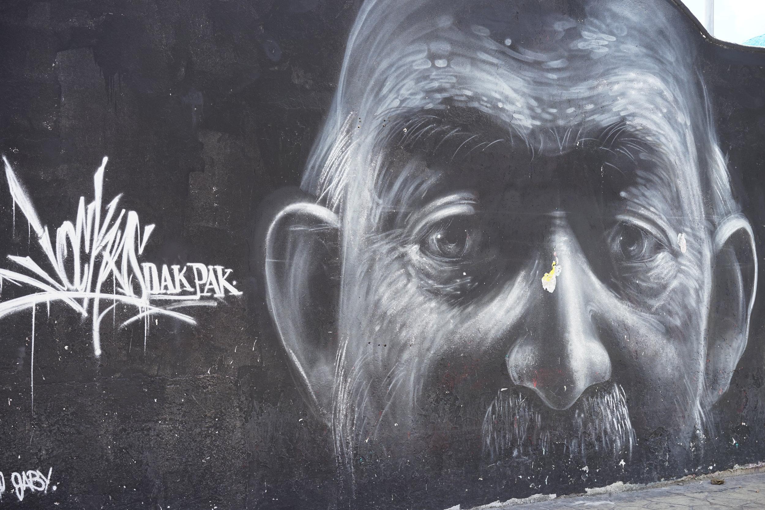 Artist Hugo Jocka