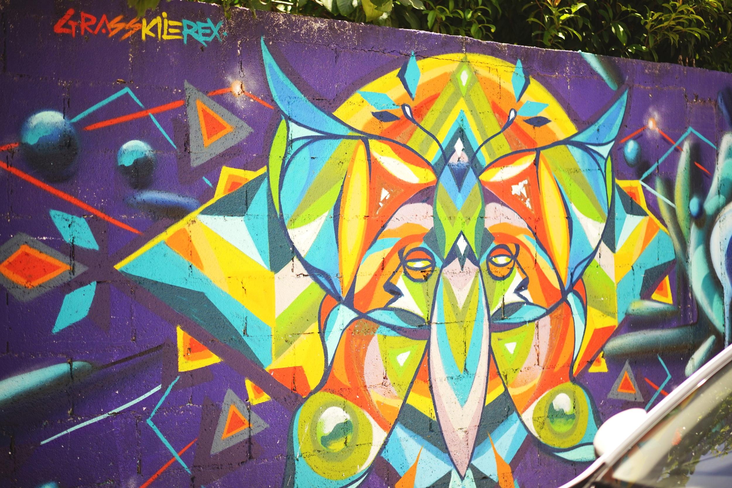 Artist Grass KieRex