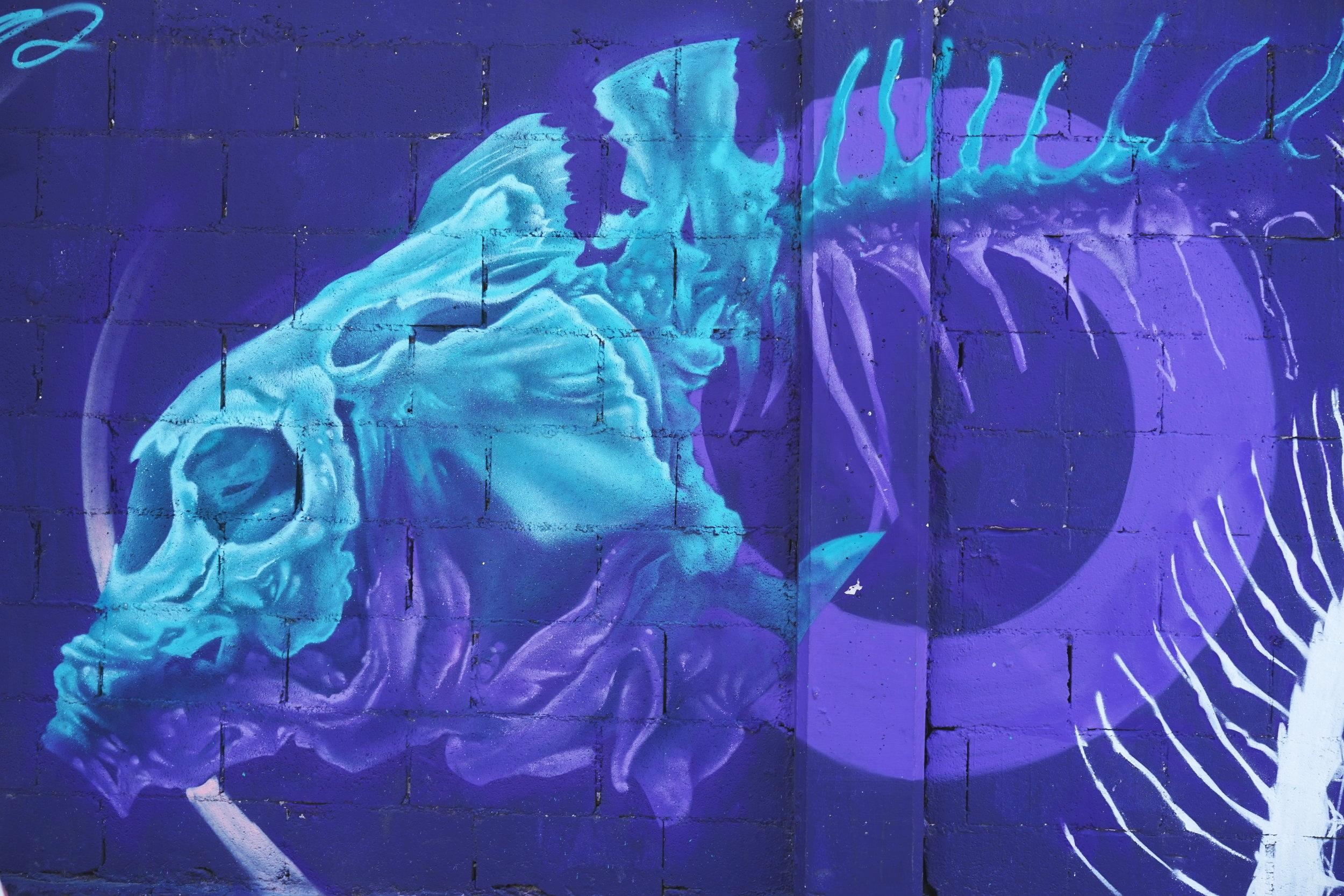 Artist Franc Mun