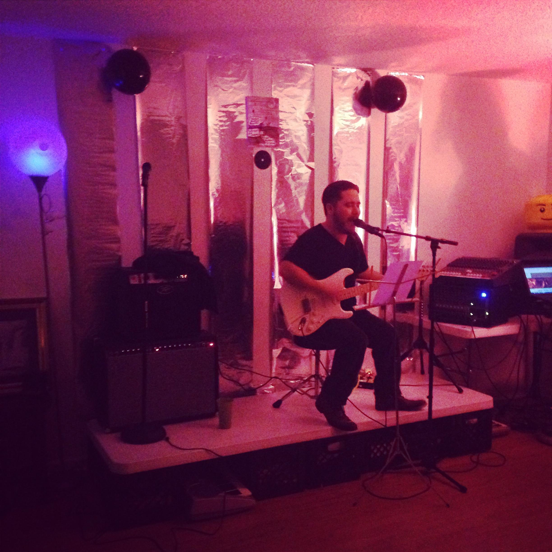 JJR at Unrest @ Jacquie's, Dec. 5/69 (2014)