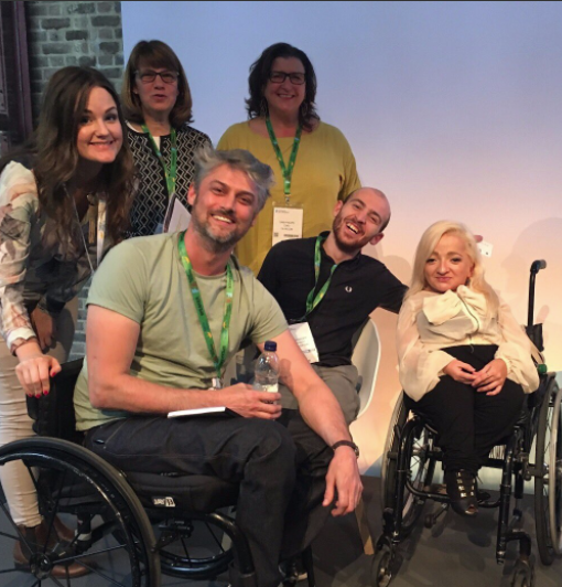 Chaired by Will Pike, Think Designable hosted the Festival of Marketing's first disability panel. Our fabulous guests included Samantha Renke, Mike Alhadeff, Ros King, Sam Philips and Rick Williams, who championed the case for inclusivity.