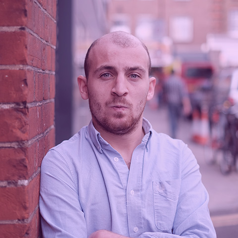 Mike Alhadeff - Native of Stoke Newington. Die hard Manchester United fan. Frequent pub and chicken shop dweller.Mike is committed to challenging how the world is built and what that means for all humans. A strategist by day at Grey London, his experience includes working across a mix of different FMCG brands, from Lucozade to Pringles, as well as working on the charity Scope. It was helping tackle some of the everyday awkwardness around disability which was the beginning of Mike's commitment to welcoming disabled people into the mainstream.