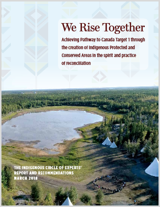 We Rise Together  - Read the Indigenous Circle of Experts (ICE) report