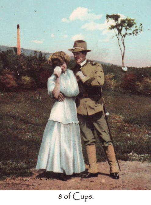 Picture Postcard Tarot